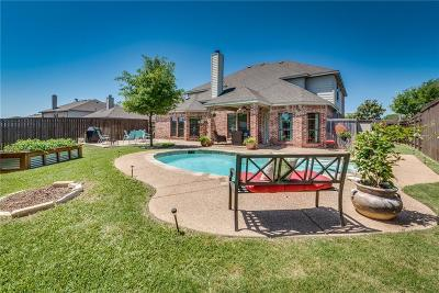 Midlothian Single Family Home For Sale: 1101 McAlpin Road