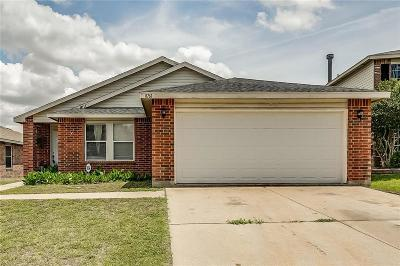 Fort Worth Single Family Home For Sale: 8761 Polo Drive