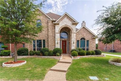 McKinney Single Family Home For Sale: 9301 Amber Downs Drive