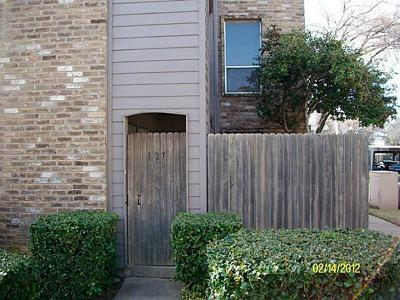 Fort Worth TX Condo For Sale: $69,900