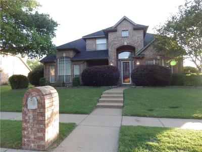 Allen TX Single Family Home For Sale: $449,500