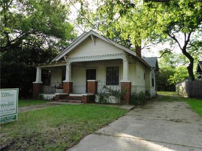 Single Family Home For Sale: 5723 Worth Street