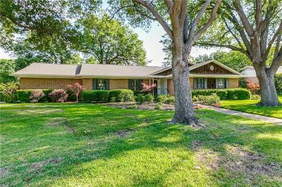 Dallas Single Family Home For Sale: 4057 Northaven Road