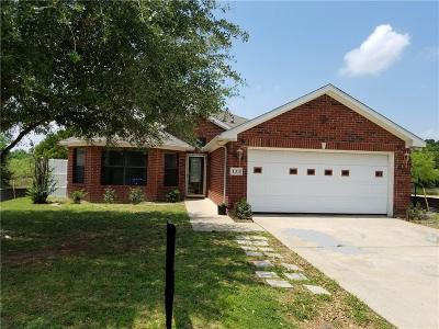 Terrell Single Family Home For Sale: 133 Mitchell Circle