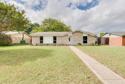 Garland Single Family Home For Sale: 1613 Mosswood Court