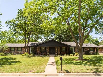 Stephenville Single Family Home For Sale: 2121 W Mimosa Lane