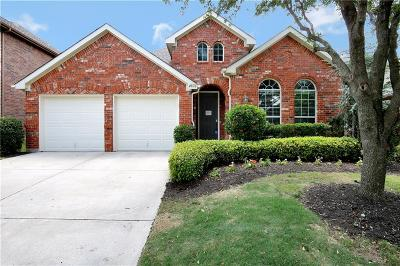 Fort Worth Single Family Home For Sale: 4876 Van Zandt Drive