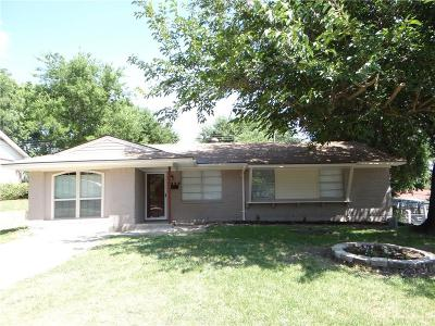 Mesquite Single Family Home For Sale: 2326 Norma Drive