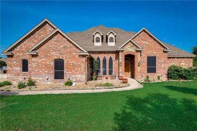 Weatherford Single Family Home For Sale: 2517 Elk Hollow Lane