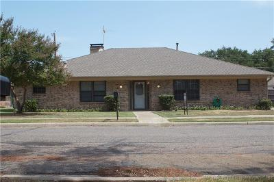 Irving Single Family Home For Sale: 1617 Drexel Drive
