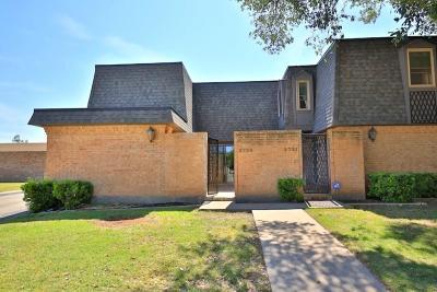 Abilene Condo For Sale: 2729 Caton Place