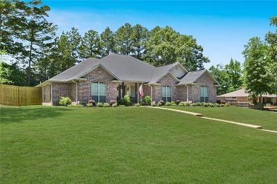 Quitman Single Family Home Active Option Contract: 404 Shady Bend