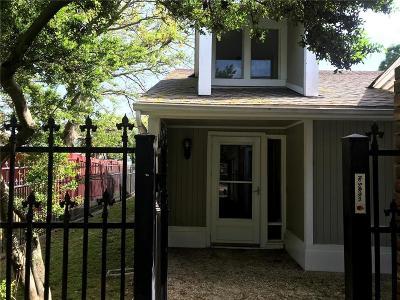 Rowlett Townhouse For Sale: 6718 La Costa Drive