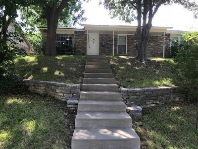 Grand Prairie Single Family Home For Sale: 1109 Denmark Street