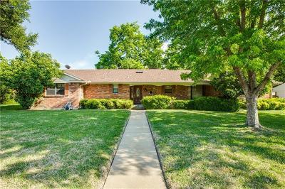 Dallas Single Family Home For Sale: 1718 W Red Bird Lane