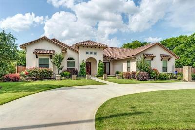 Colleyville Single Family Home For Sale: 500 Black Drive