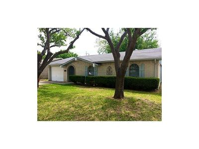 Garland Single Family Home For Sale: 5117 Preston Trail