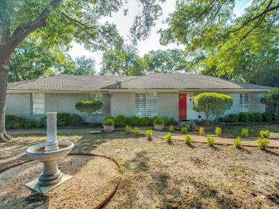 Single Family Home For Sale: 10607 Marsh Lane