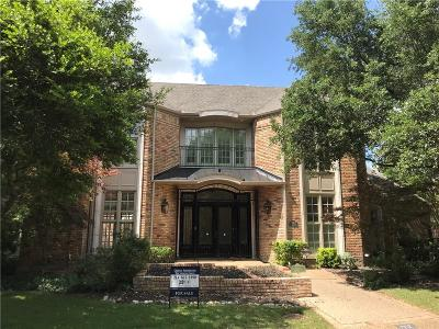 Dallas Single Family Home For Sale: 7212 Helsem Bend