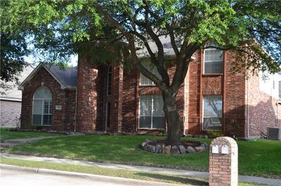 Plano Single Family Home For Sale: 4112 Eastleigh Drive