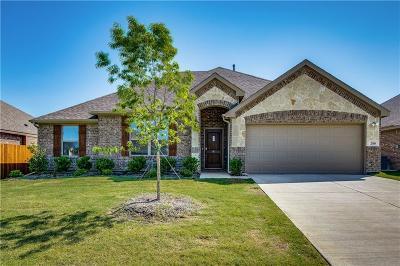 Forney Single Family Home For Sale: 280 Van Buren Drive