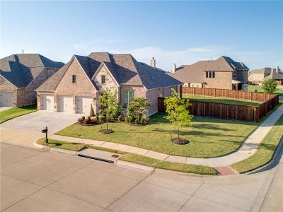 Forney Single Family Home For Sale: 1000 Finsbury Lane