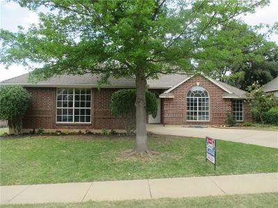 Arlington TX Single Family Home For Sale: $239,900