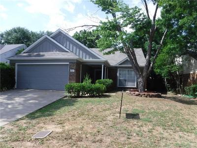 Fort Worth Single Family Home For Sale: 2604 Harvest Moon