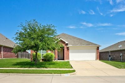 Arlington TX Single Family Home For Sale: $243,000