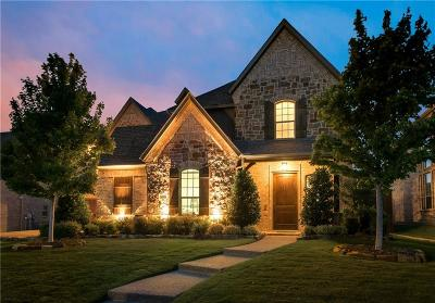 Frisco Single Family Home For Sale: 10909 Stone House Lane