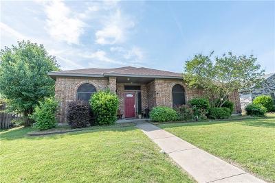 Rowlett Single Family Home For Sale: 3416 Aster Lane