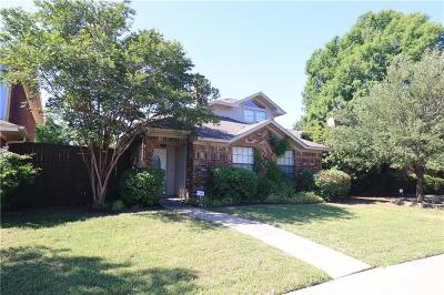 Carrollton Single Family Home For Sale: 1646 San Francisco Street