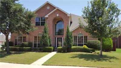 Keller Residential Lease For Lease: 1531 Chase Oaks Drive