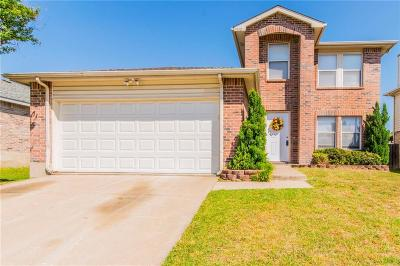 Fort Worth Single Family Home For Sale: 5312 Royal Birkdale Drive