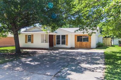 Mesquite Single Family Home For Sale: 2308 Anita Drive