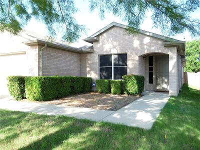Wylie Single Family Home For Sale: 204 Admiral Drive
