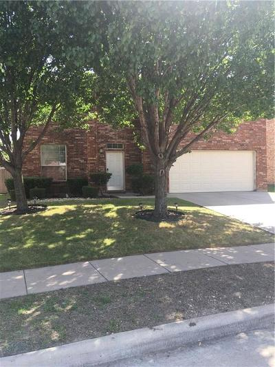 Saginaw Single Family Home For Sale: 1017 Pullman Drive
