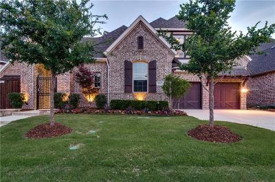 Allen Single Family Home For Sale: 1612 Thoroughbred Ln