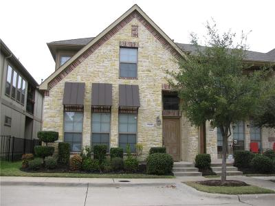 McKinney Townhouse For Sale: 8920 Soldiers Home Lane
