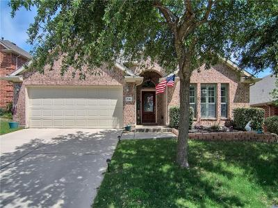 McKinney Single Family Home For Sale: 716 Hardwood Drive
