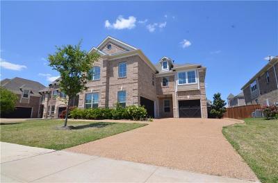 Allen  Residential Lease For Lease: 964 Park Ridge Drive
