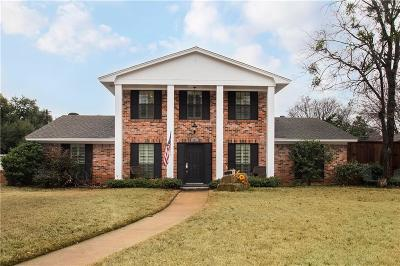 Richardson Single Family Home For Sale: 2211 Shady Creek Drive