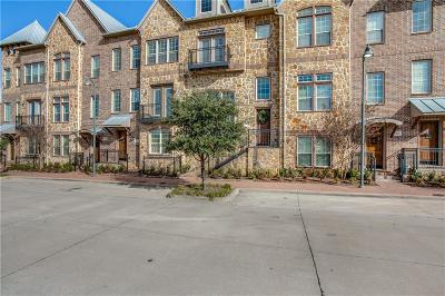 Plano Townhouse For Sale: 7916 Bishop Road