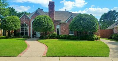 Plano Single Family Home For Sale: 4544 Emerson Drive
