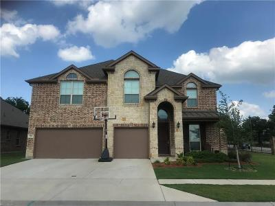 Hickory Creek Single Family Home Active Contingent: 100 Saratoga Drive