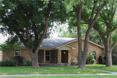 Richardson Single Family Home For Sale: 318 Ridgewood Drive