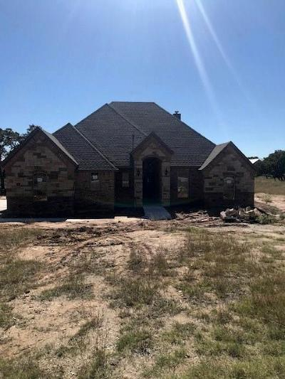 Lipan Single Family Home For Sale: 247 Sugartree Circle