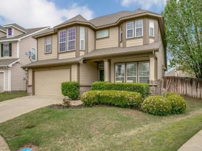 Grapevine Single Family Home For Sale: 100 Myrtle Creek
