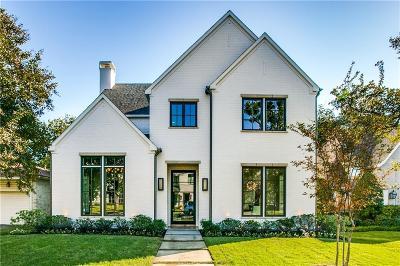 Single Family Home For Sale: 5614 Purdue Avenue
