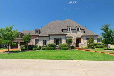 McKinney Single Family Home For Sale: 308 Park Lake Drive